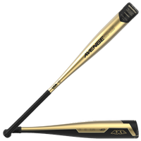 Axe Bat Avengeone Baseball Bat - Boys' Grade School - Black / Gold