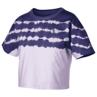 Champion Streak Dye Cropped T-Shirt - Women's - Purple