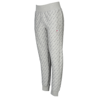 Champion All Over Print Script Jogger - Women's - Grey