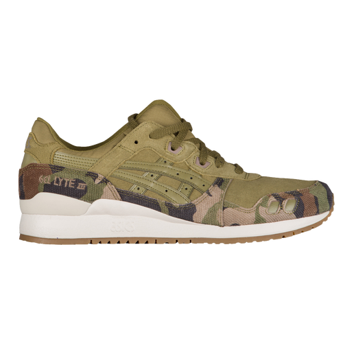76e852a06f2dc ASICS Tiger GEL-Lyte III - Men s - Casual - Shoes - Martini Olive Martini  Olive