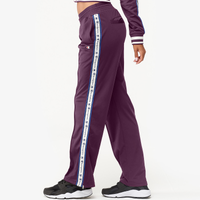 Champion Taped Track Pants - Women's - Purple