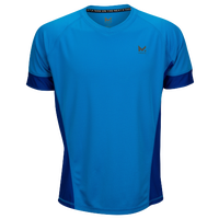 Mission Proton Short Sleeve Training T-shirt - Men's Training - Bright Blue M003BBLB