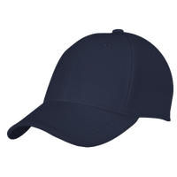 adidas Team Structured Flex Cap - Men's - Navy / Navy