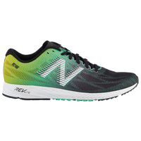 New Balance 1400 V6 - Men's - Black / Green