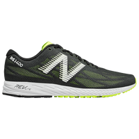 New Balance 1400 V6 - Men's - Black / Light Green