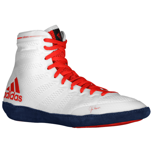 Adzero Red Wrestling Shoes