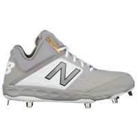New Balance 3000v4 Metal Mid - Men's - Grey / White