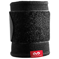 McDavid Adjustable Elastic Wrist Sleeve - Black / Black