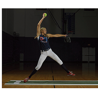 ProMounds Jennie Finch Pitching Lane Pro