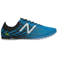 New Balance XC900 v4 Spike - Men's - Light Blue / Black