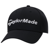 TaylorMade Performance Cage Golf Cap - Men's - Black