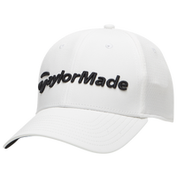 TaylorMade Performance Cage Golf Cap - Men's - White