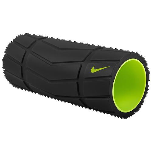 Nike Recovery Foam Roller - Men's - Training - Sport Equipment - Black/Volt