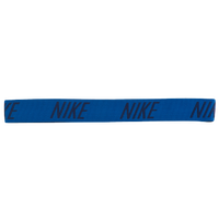Nike Logo Headband - Women's - Blue / Navy