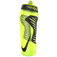 Nike Hyperfuel Water Bottle 24 OZ - Light Green / Black
