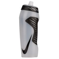 Nike Hyperfuel Water Bottle 24 OZ - Clear / Black
