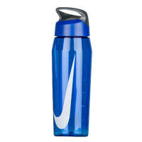 Nike Hypercharge Straw Bottle - Blue / Grey