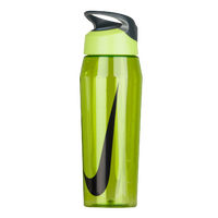 Nike Hypercharge Straw Bottle - Light Green / Grey