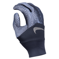 Nike Dri-FIT Tempo Run Gloves - Women's - Navy / Blue