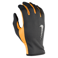 Nike Lightweight Rally 2.0 Run Gloves - Men's - Black / Orange