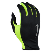 Nike Lightweight Rally 2.0 Run Gloves - Men's - Black / Light Green