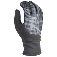 Nike Therma-Fit Elite 2.0 Run Gloves - Men's - Grey / Grey