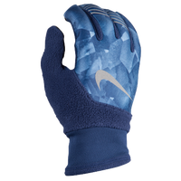 Nike Therma-Fit Elite 2.0 Run Gloves - Women's - Blue / Light Blue