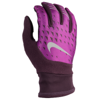 Nike Therma-Fit Elite 2.0 Run Gloves - Women's - Purple / Purple