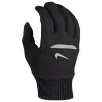 Nike Shield Running Gloves - Men's - Black