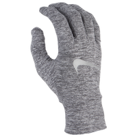 Nike Element Running Gloves - Men's - Grey / Silver