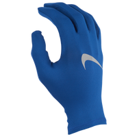 Nike Miler Running Gloves - Men's - Blue