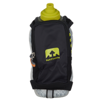 Nathan SpeedDraw Plus Insulated - Black / Yellow
