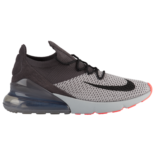 low priced d1a73 c1257 ... reduced nike air max 270 flyknit mens casual shoes atmosphere grey hyper  punch thunder grey 4dfcb ...