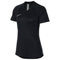Nike Academy Knit Short Sleeve Top - Women's - Black
