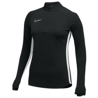 Nike Team Academy 19 Drill Top - Women's - Black