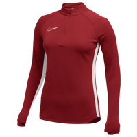 Nike Team Academy 19 Drill Top - Women's - Red
