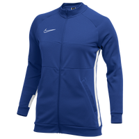 Nike Team Academy 19 Jacket - Women's - Blue