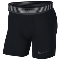 Nike Pro Breathe Shorts - Men's - Black