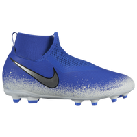 Nike Phantom Vision Academy DF FG/MG - Boys' Grade School - Blue