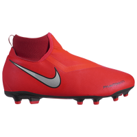 Nike Phantom Vision Academy DF MG - Boys' Grade School - Red
