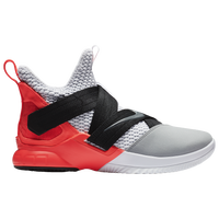 Nike Soldier XII SFG - Men's -  Lebron James - White / Red