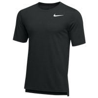 Nike Team Hyper Dry S/S Breathe Top - Men's - Black