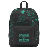 JanSport The Gonz FX Backpack - Black / Aqua