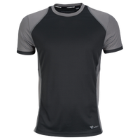 Runners Point Short Sleeve T-Shirt - Men's - Black / Grey