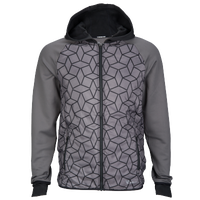 Runners Point Bomber Jacket - Men's - Grey / Black