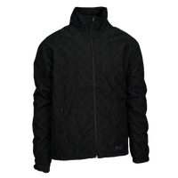 Runners Point Jacket Option 2 - Men's - All Black / Black