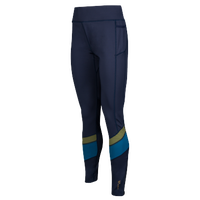 Runners Point Winter Run Tights - Women's - Navy / Blue