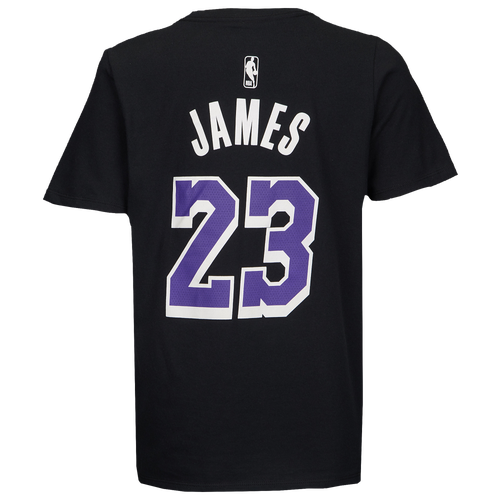 Nike NBA Player Name   Number T-Shirt - Boys  Grade School ... 97da54c6b