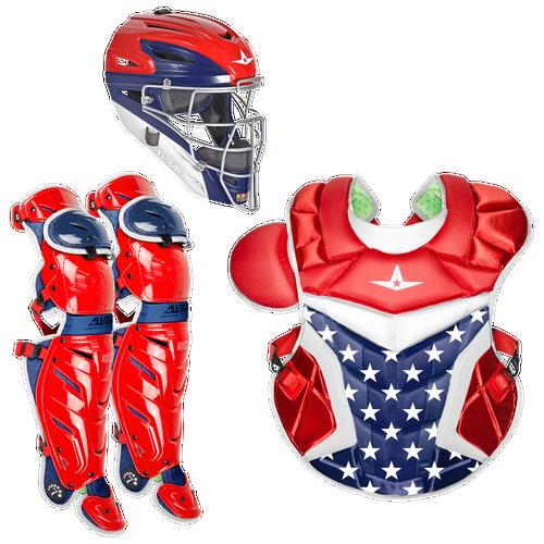 All Star System 7 Catcher S Kit Adult Baseball Sport
