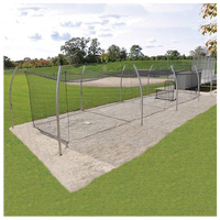 Jaypro Professional Outdoor Batting Tunnel Frame